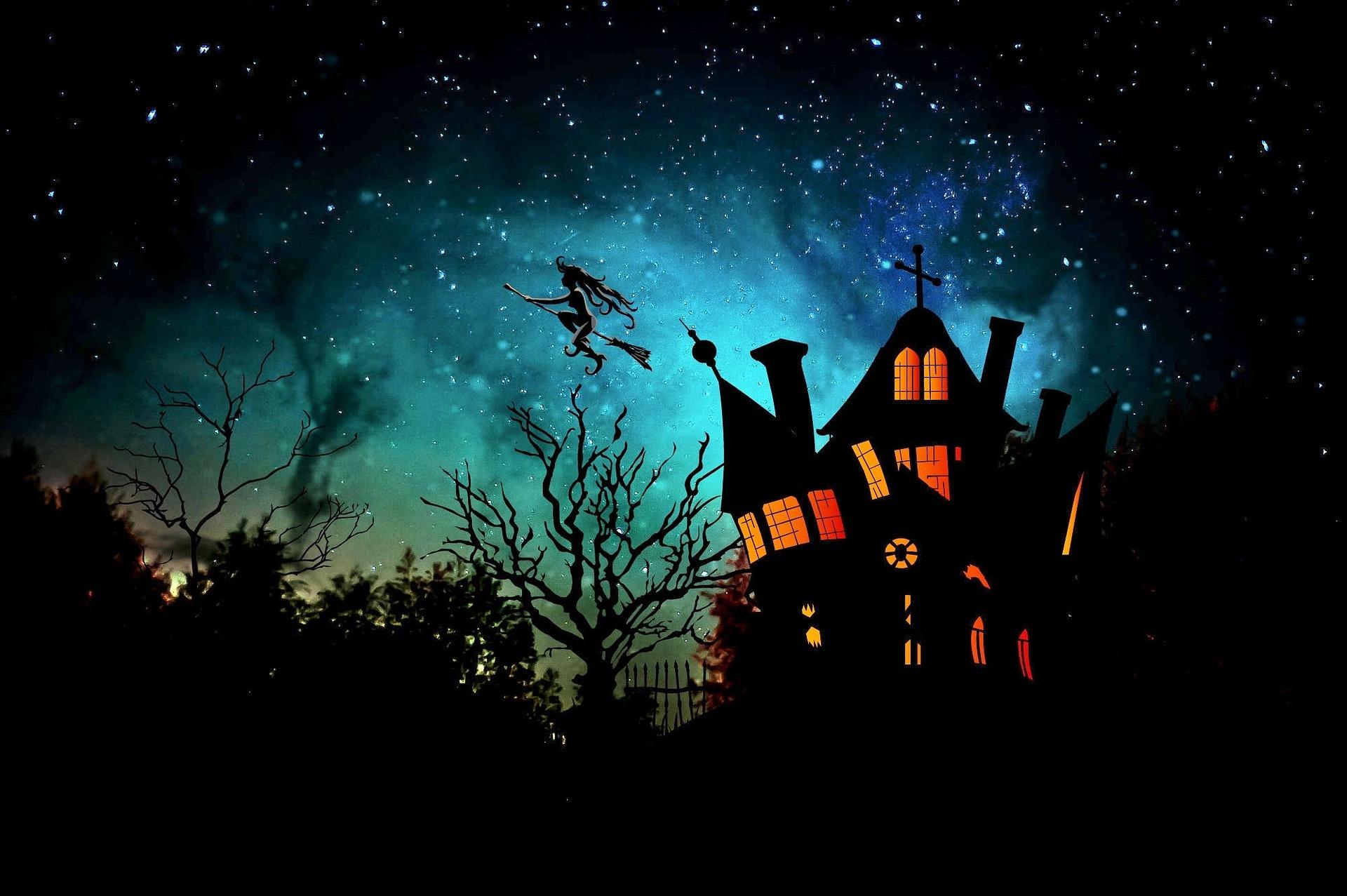 Geisterstunde Mitternacht
